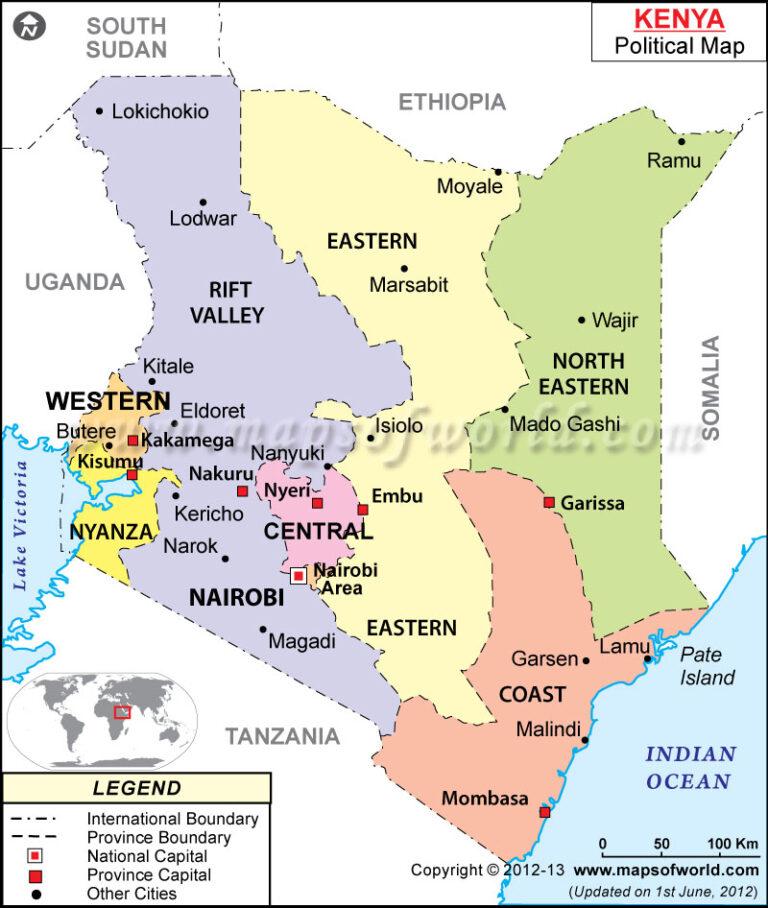 More Kenya Facts Continuation