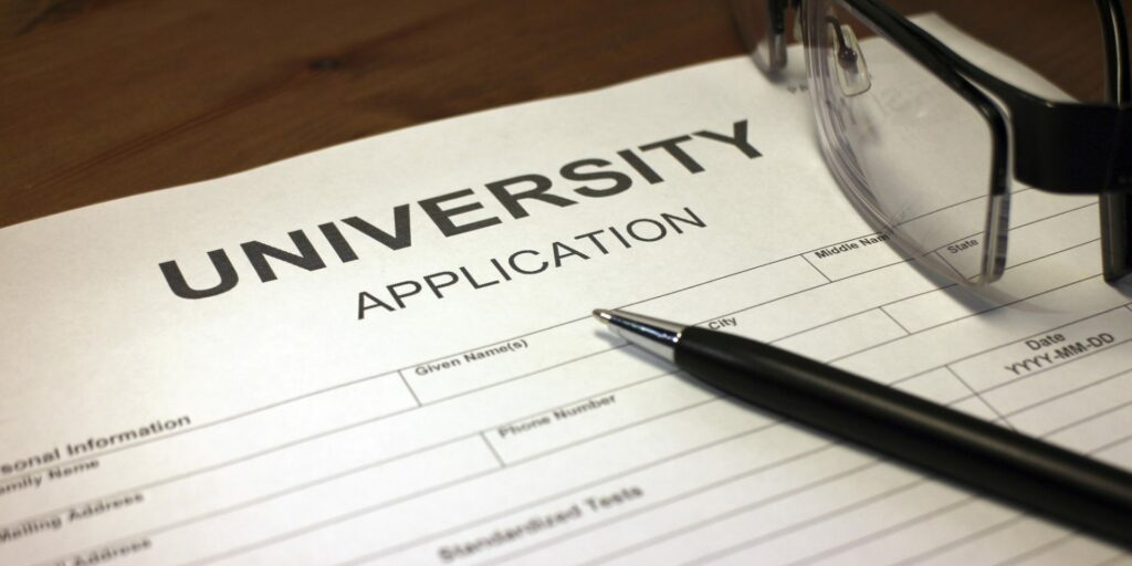 Application and Registration for Diploma and Degree courses