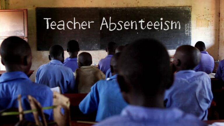 TSC to Curb Teacher Absenteeism in School and in Class