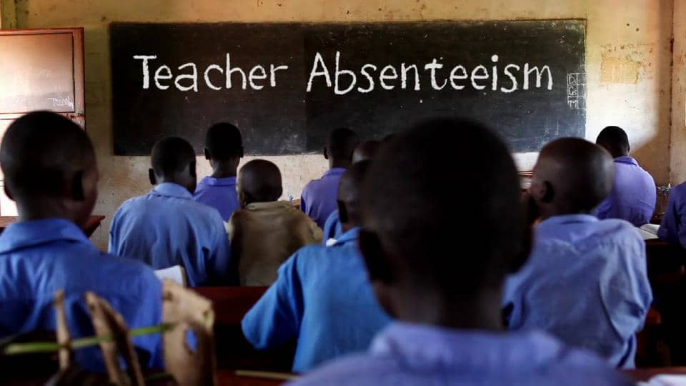 Teacher Absenteeism