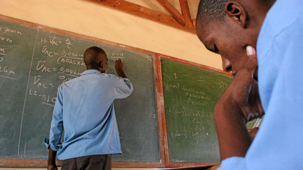 Teachers in Kenya to undergo fresh training
