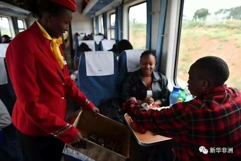 SGR Train Booking in Kenya (2020 Update)