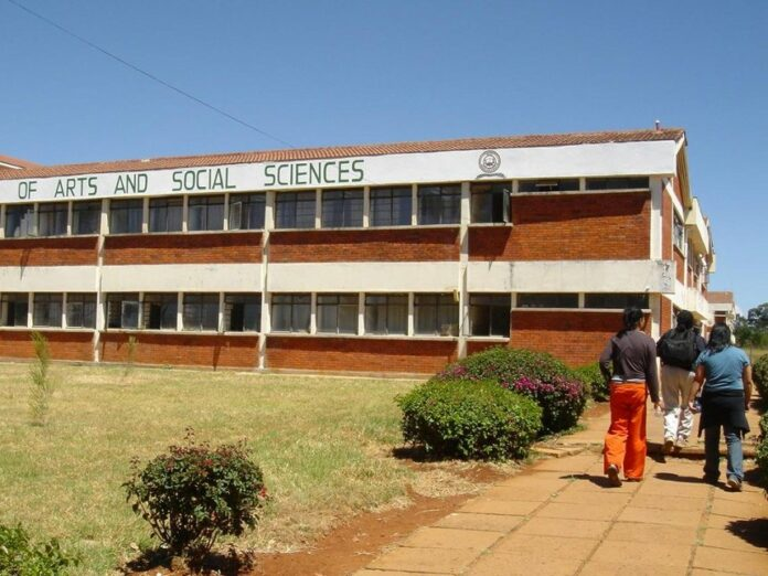 Moi University Hostel Booking