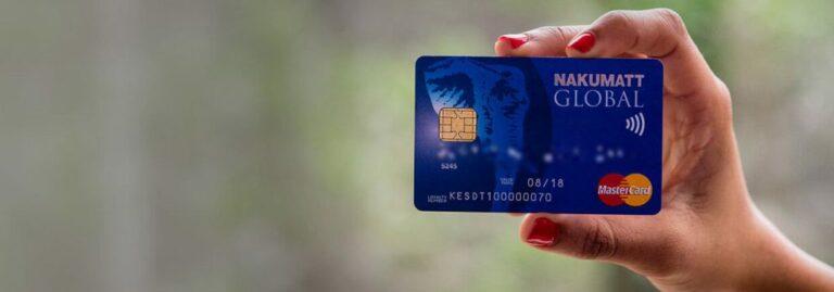 Nakumatt Global Card for Online Shopping