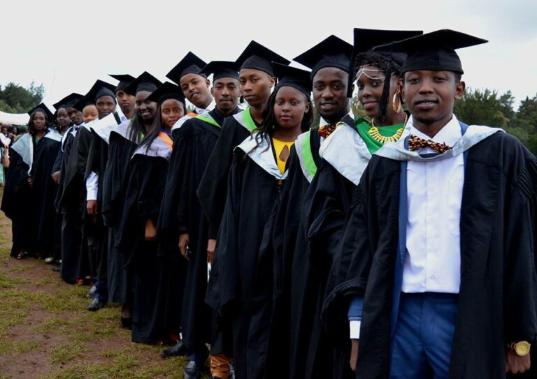 Courses offered at Egerton university