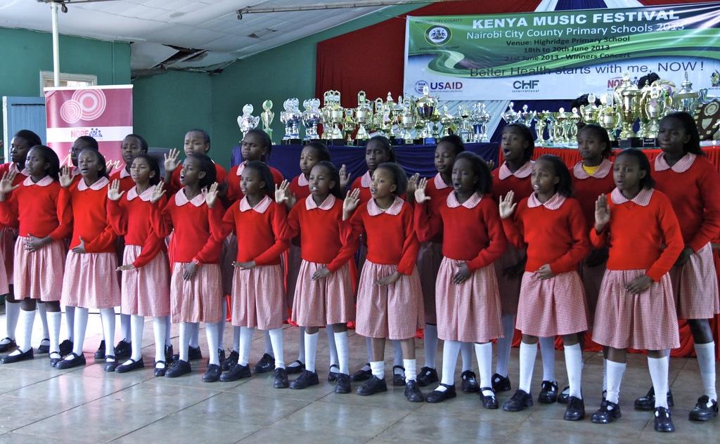 Kenya National Music Festivals