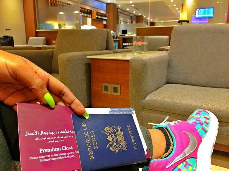 Kenyan Passport Renewal Online