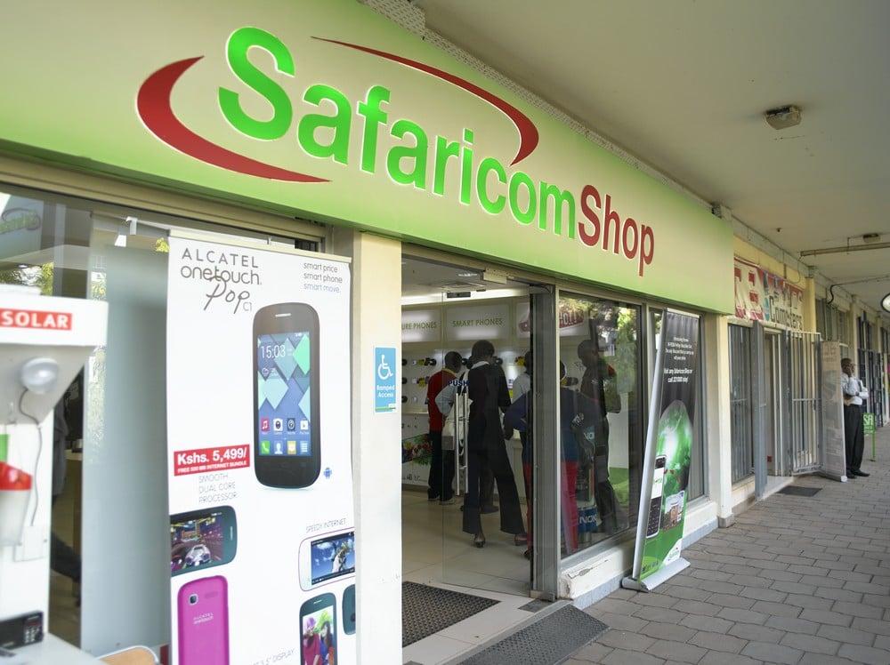 Safaricom Shops