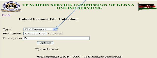 TSC Registration