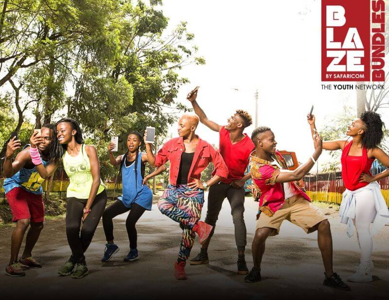 How to join Safaricom Blaze Kenya - BYOB