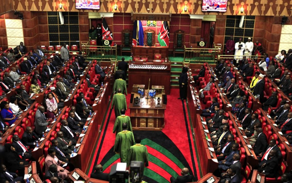 Full List of Elected Senators in Kenya