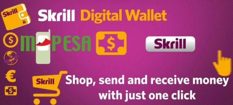Skrill to Mpesa Money Transfer 2020