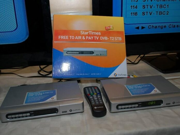StarTimes Kenya Bouquets Channels and Prices