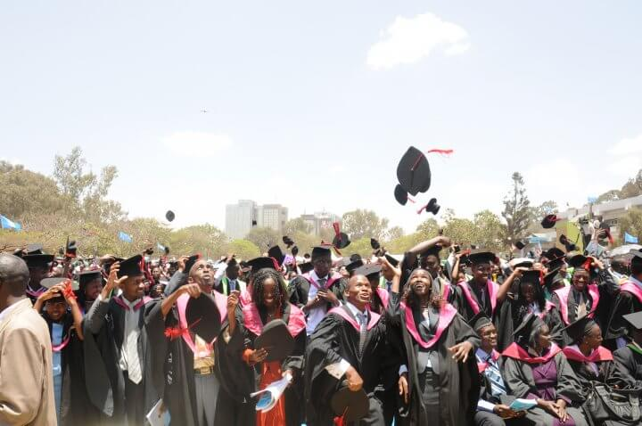 University of Nairobi Online Room Application