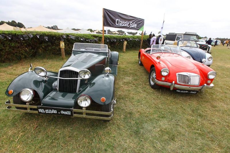 CBA Africa Concours d'Elegance