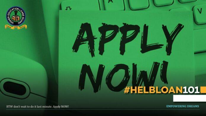 HELB Portal Online Loan Application Guide