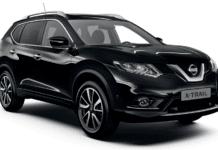 2017 Nissan X-TRAIL Design