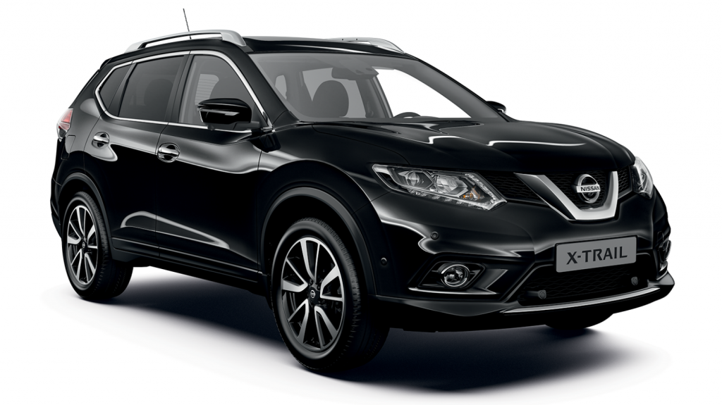 2017 Nissan X-TRAIL Design