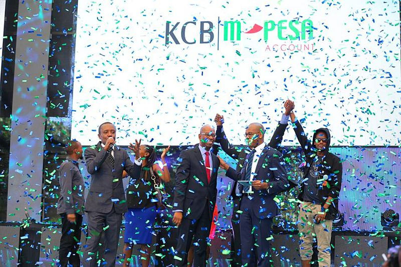 KCB Mpesa Loan