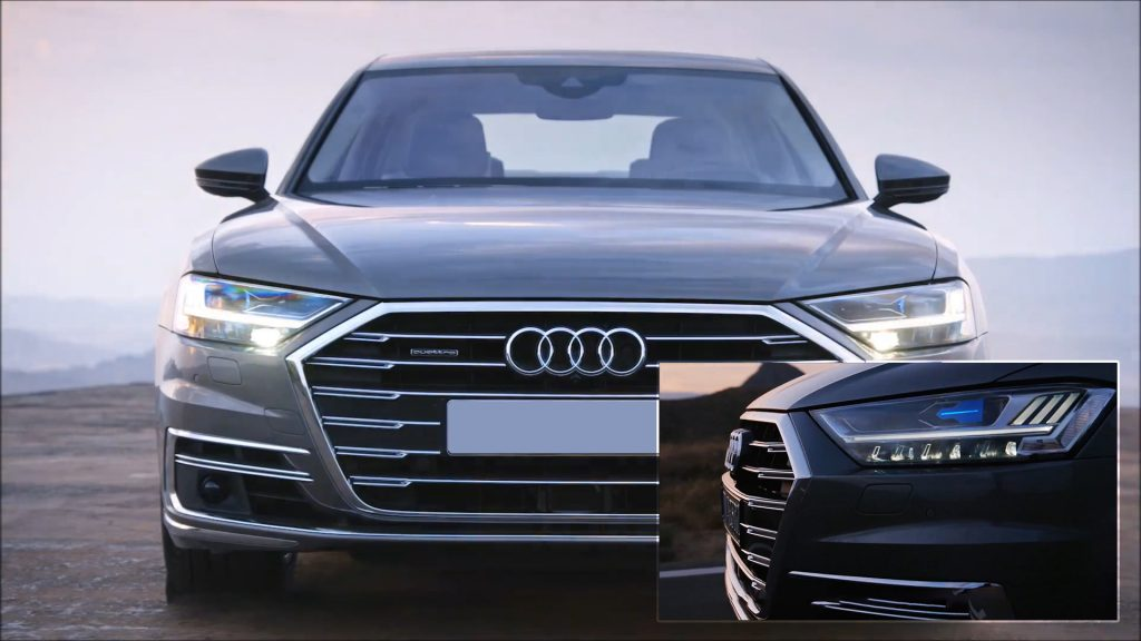 The New Audi A8 2018