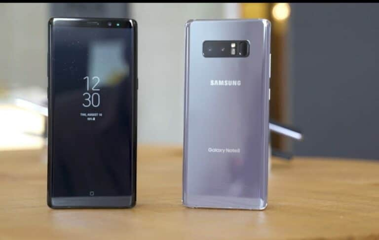 Samsung Galaxy Note 8 Features and Price In Kenya