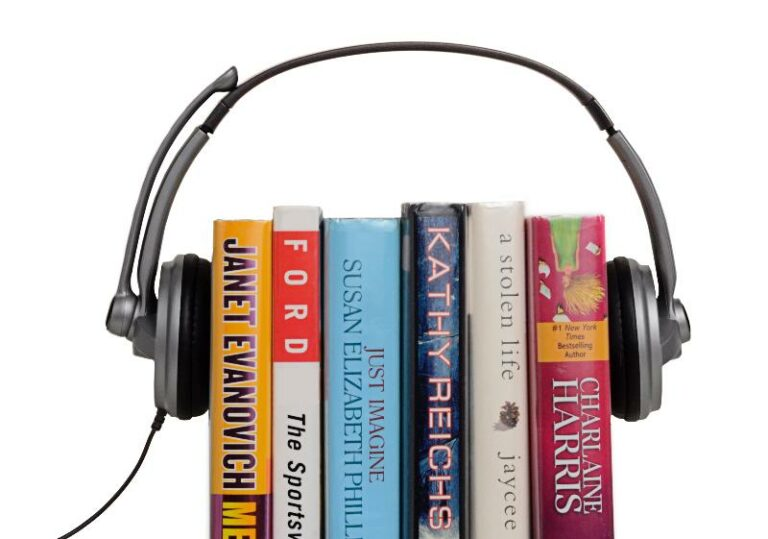 Audio Books: The New Reading Mode