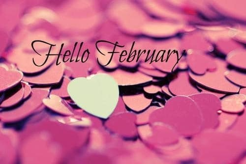 FABruary: What's Hot In February.