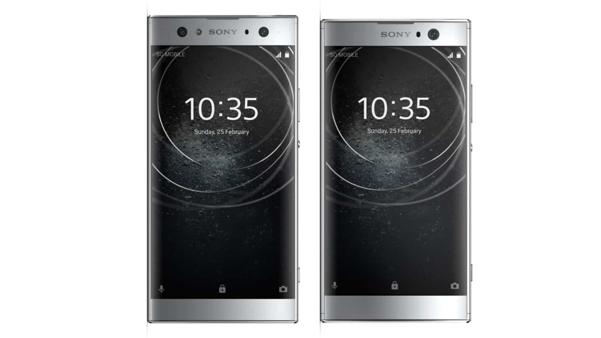sony xperia xa2 ultra and xperia xa2 review. Black Bedroom Furniture Sets. Home Design Ideas