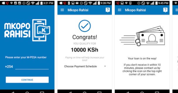 Tala Loan Apps in Kenya