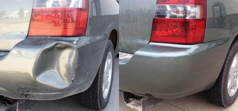 Easy tips on how to fix a Car dent at home (DIY)