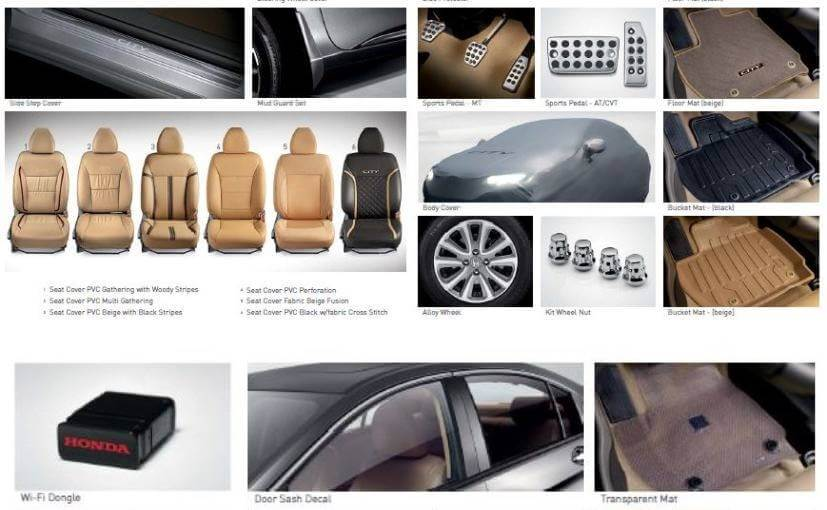 Accessories for Customizing Your Honda Civic