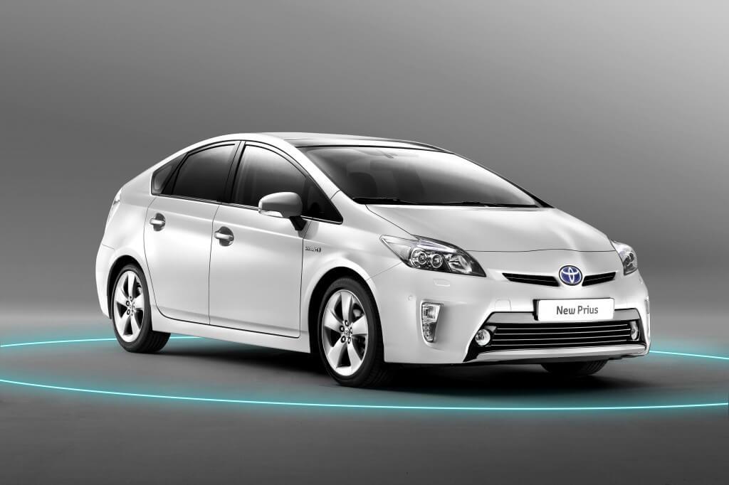 Toyota Prius Average Pricing Based on Year