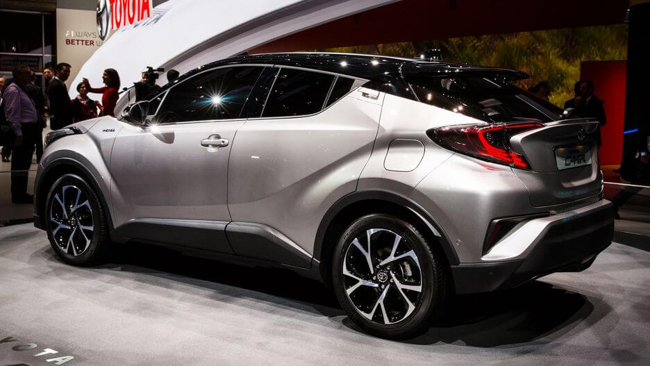 (Toyota C-HR) A new Generation of Toyotas