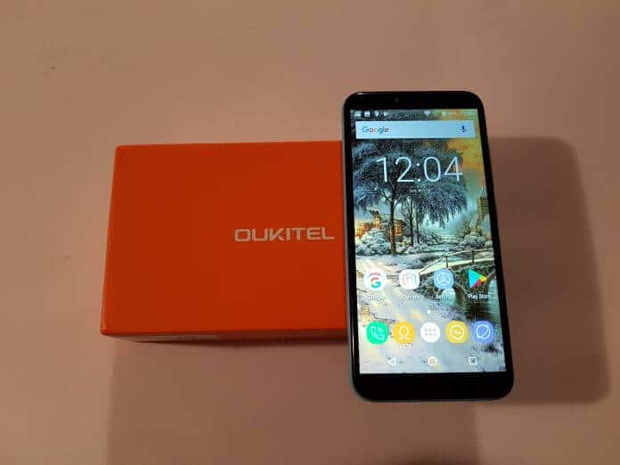 Oukitel C8: The Best Smartphone ever built under KES 10,000 !!!