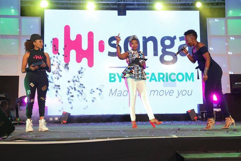 Songa Music App: Safaricom's latest Musical creation