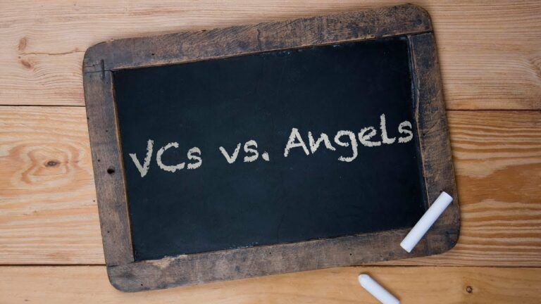 Difference Between an Angel Investor and Venture Capitalist