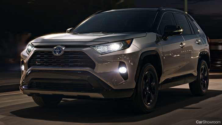 2019 Toyota Rav4 Meet The New Look Of The Category Killer