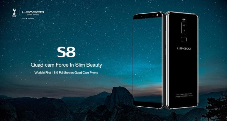 Leagoo S8 Review: The closest phone to Samsung S8