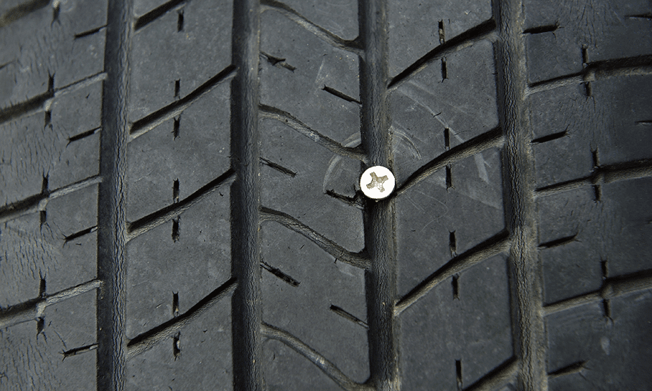 The SHOCKING TRUTH about driving with a Nail in your tire