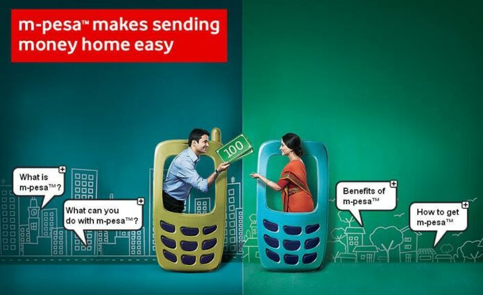 M-Pesa international money transfer