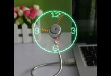 Mini USB Powered Fan