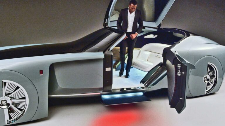 The Future of Rolls-Royce Is out of this world