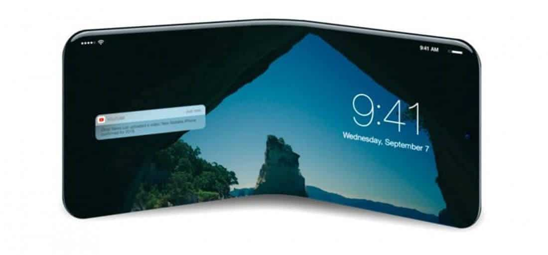 foldable screens