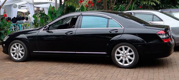 Car hire companies in Nairobi