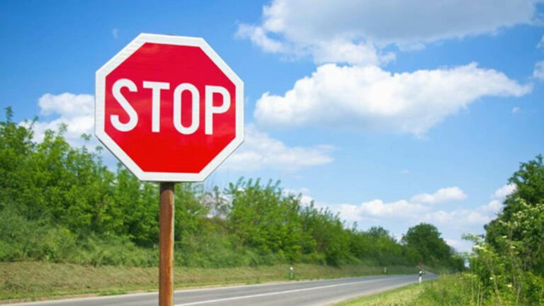 Serious Traffic signs and rules that are always ignored