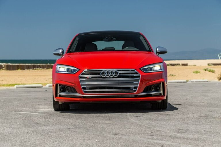2018 Audi S5 Sportback: Everything You Need In One Car