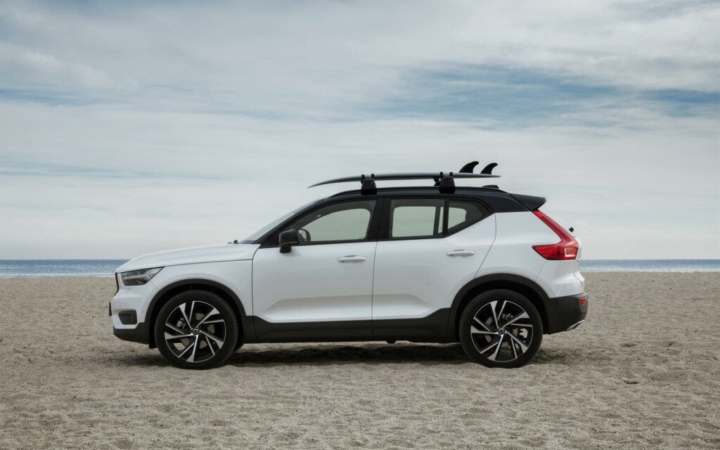 Volvo XC40: This Is How Volvo Is Going After the Younger Generation