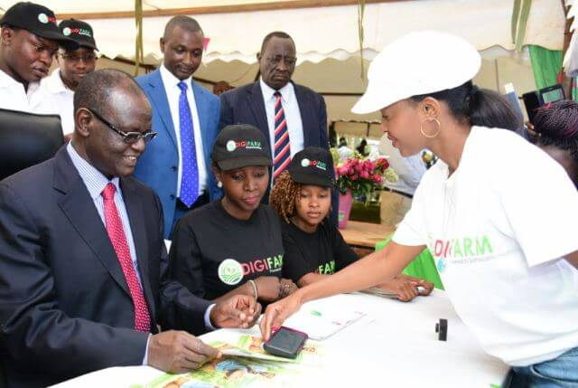 Digifarm By Safaricom: Safaricom is doing all it can to save farmers