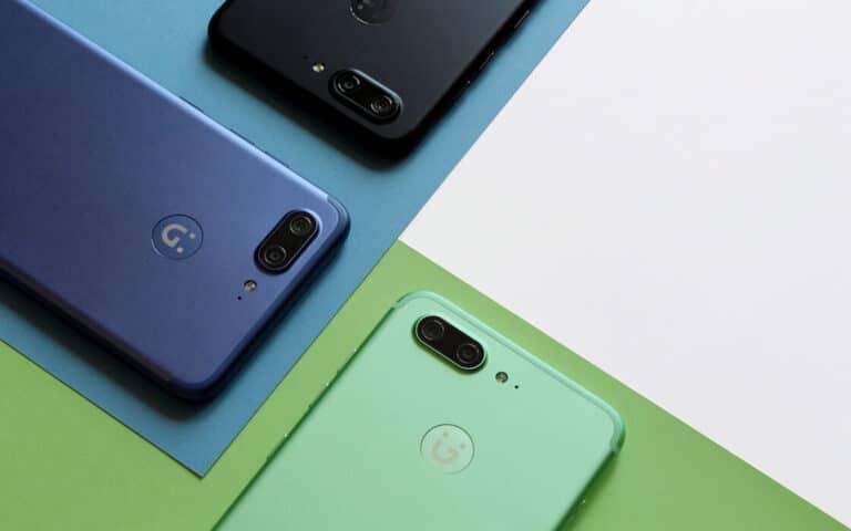 Latest Gionee Phones Price List in Kenya
