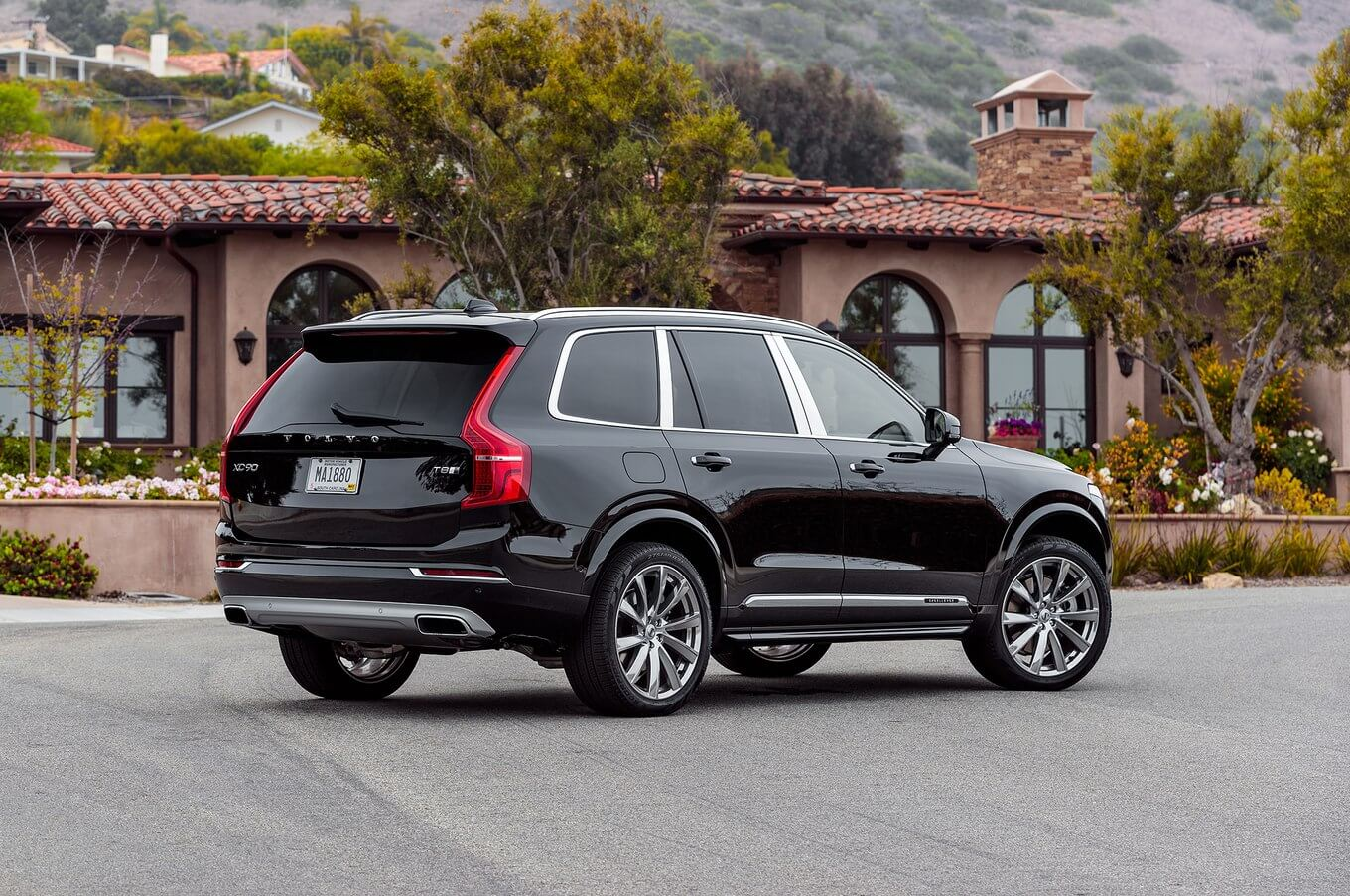 Volvo Xc90 Excellence What Every Rich Man Should Have